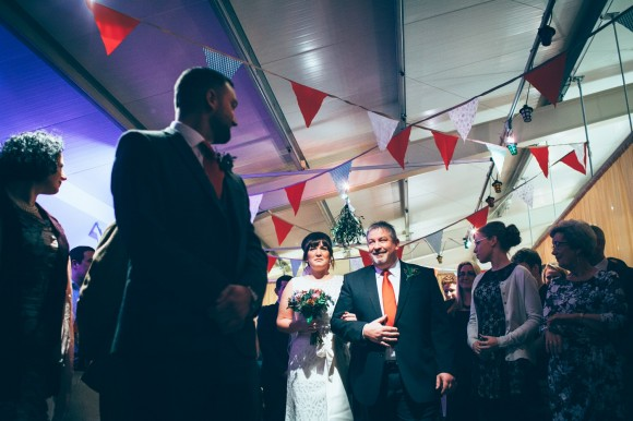 a pretty winter wedding at bashall barn (c) Fairclough Photography (29)