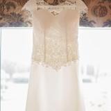 a winter wedding at samlesbury hall (c) Rachel Joyce Photography (1)