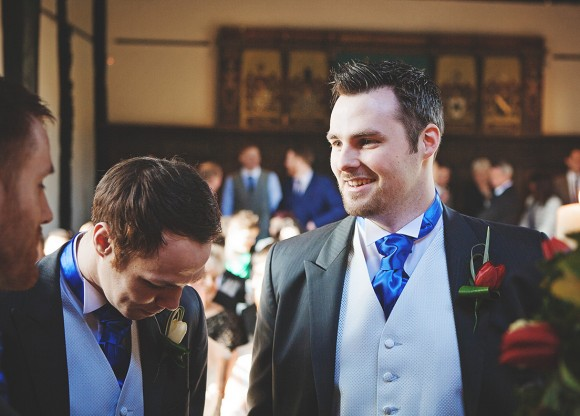 a winter wedding at samlesbury hall (c) Rachel Joyce Photography (17)