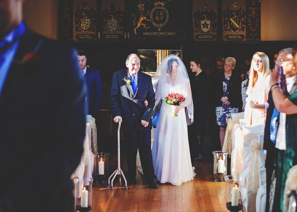 a winter wedding at samlesbury hall (c) Rachel Joyce Photography (23)