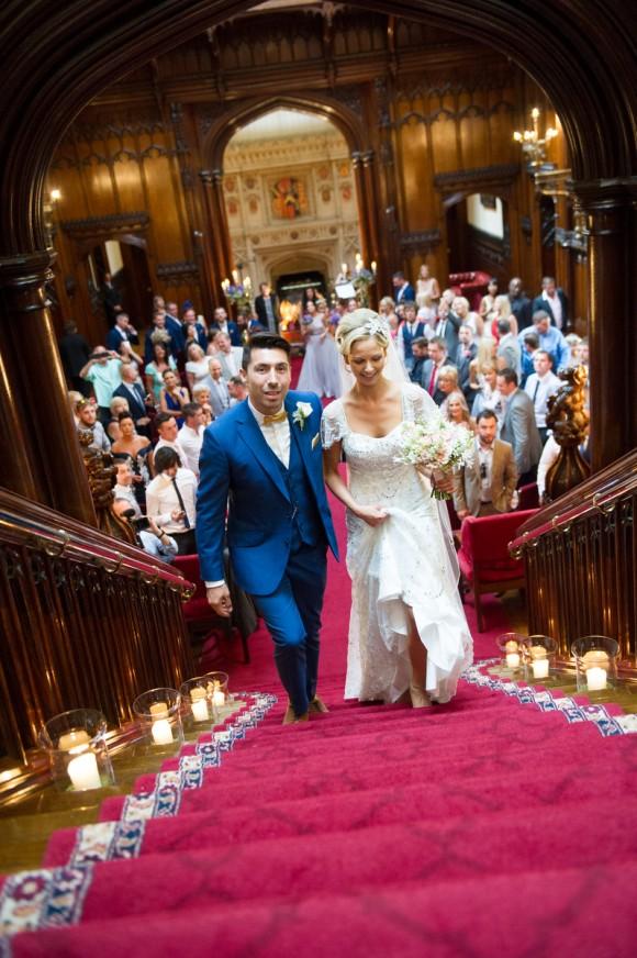 graceful grandeur. sottero & midgley for a romantic wedding at allerton castle – angela & riccardo