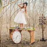 Evelyn Taylor Bridal - Woodland Shoot (c) Sarah Beth Photography (10)