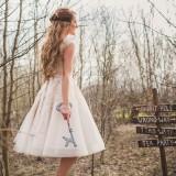Evelyn Taylor Bridal - Woodland Shoot (c) Sarah Beth Photography (11)