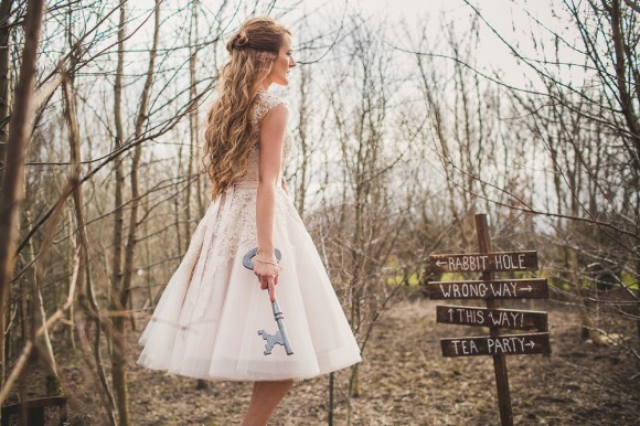 Evelyn Taylor Bridal - Woodland Shoot (c) Sarah Beth Photography (11)