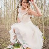 Evelyn Taylor Bridal - Woodland Shoot (c) Sarah Beth Photography (12)