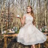 Evelyn Taylor Bridal - Woodland Shoot (c) Sarah Beth Photography (14)