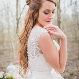 Evelyn Taylor Bridal - Woodland Shoot (c) Sarah Beth Photography (16)