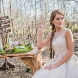 Evelyn Taylor Bridal - Woodland Shoot (c) Sarah Beth Photography (18)