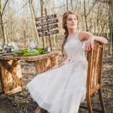 Evelyn Taylor Bridal - Woodland Shoot (c) Sarah Beth Photography (19)