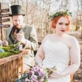 Evelyn Taylor Bridal - Woodland Shoot (c) Sarah Beth Photography (30)