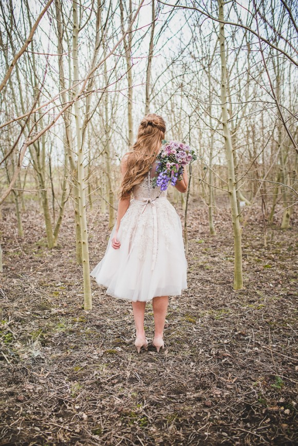 Evelyn Taylor Bridal - Woodland Shoot (c) Sarah Beth Photography (4)