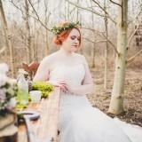 Evelyn Taylor Bridal - Woodland Shoot (c) Sarah Beth Photography (8)