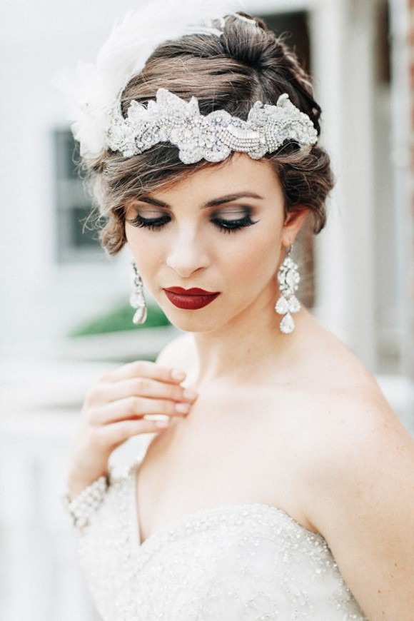 the big debate. wedding day beauty: all out effort or keep it natural?