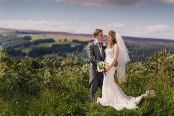 a classic wedding at Hassop Hall (c) James Stewart Photography (26)