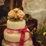 a pretty pink wedding at East Riddlesden Hall (c) Weddings by Smith  (43)