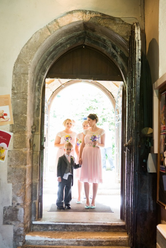 a pretty vintage wedding at Eshott Hall (c) Katie Byram Photography (10)