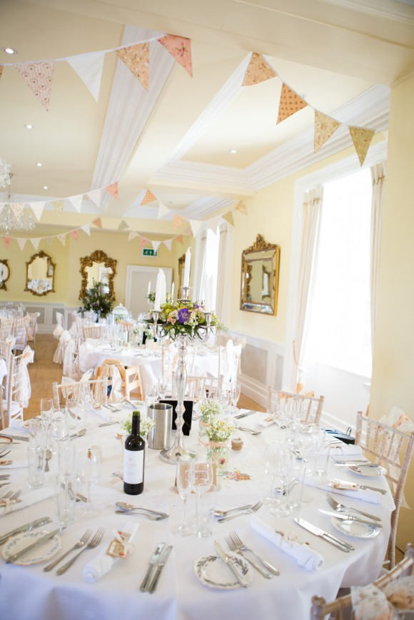 a pretty vintage wedding at Eshott Hall (c) Katie Byram Photography (22)