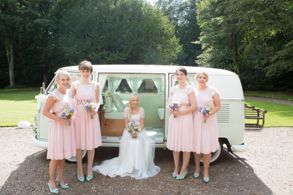 a pretty vintage wedding at Eshott Hall (c) Katie Byram Photography (25)