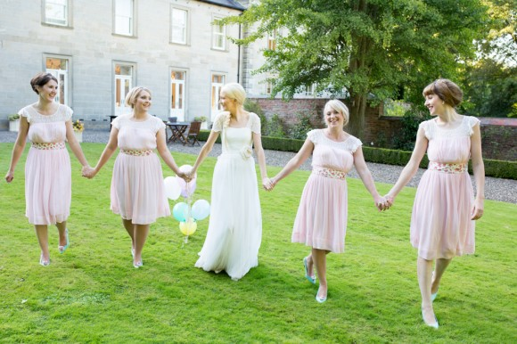 a pretty vintage wedding at Eshott Hall (c) Katie Byram Photography (65)