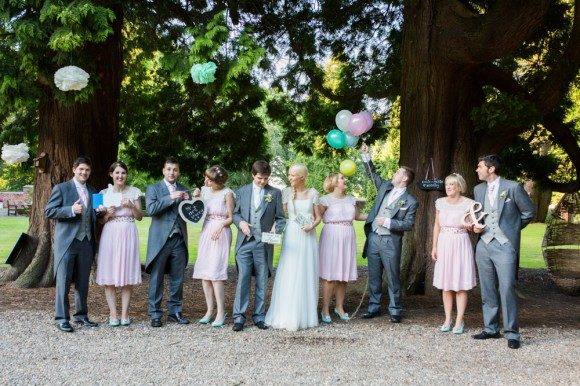 a pretty vintage wedding at Eshott Hall (c) Katie Byram Photography (68)
