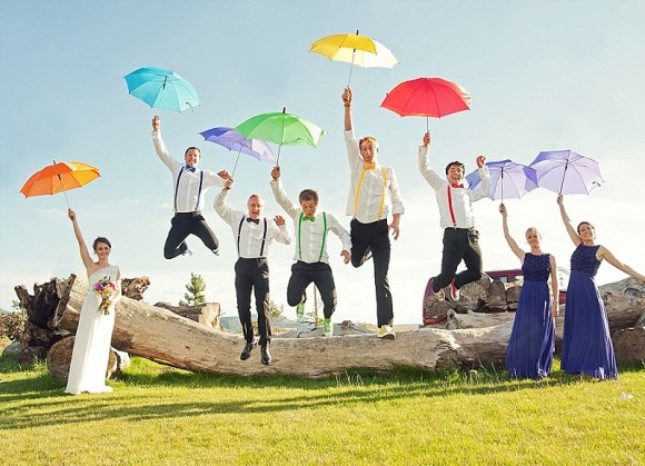 sing a rainbow. a crafty & colourful wedding celebration in north yorkshire – kristina & andrew