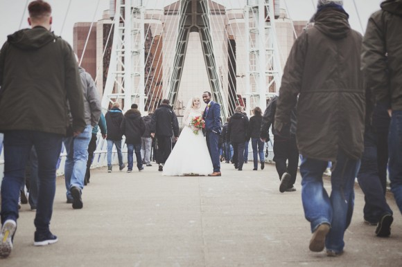 an arty wedding at Media City (c) On Love Photography (38)