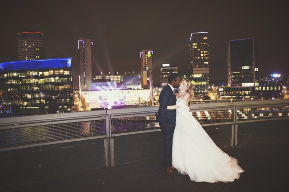 an arty wedding at Media City (c) On Love Photography (78)