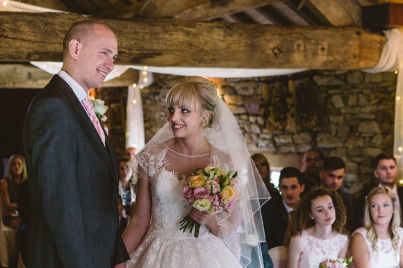 A Vintage Pastels Wedding at Hyde Bank Farm (c) Lee Brown Photography (30)