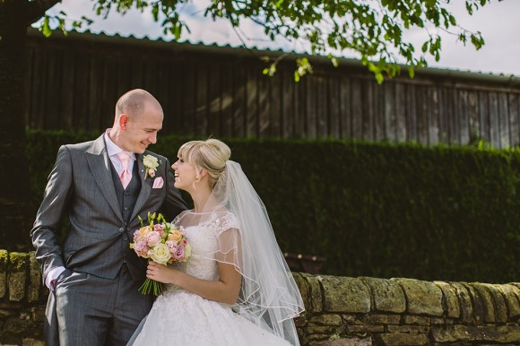 A Vintage Pastels Wedding at Hyde Bank Farm (c) Lee Brown Photography (50)