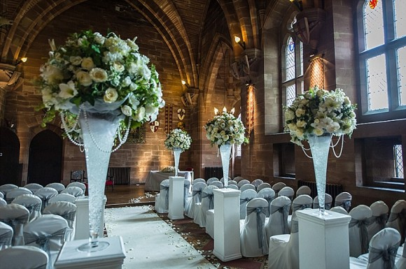An Elegant Wedding at Peckforton Castle (c) Martin Hambleton Photography (17)
