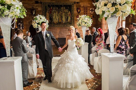 An Elegant Wedding at Peckforton Castle (c) Martin Hambleton Photography (31)