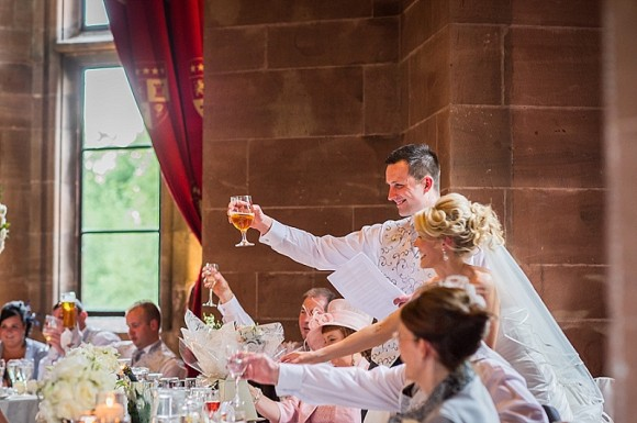An Elegant Wedding at Peckforton Castle (c) Martin Hambleton Photography (54)