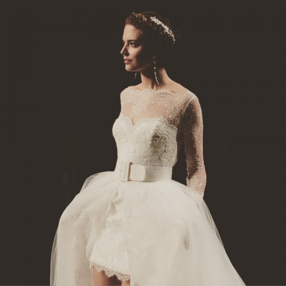Barcelona Bridal Week  (6)