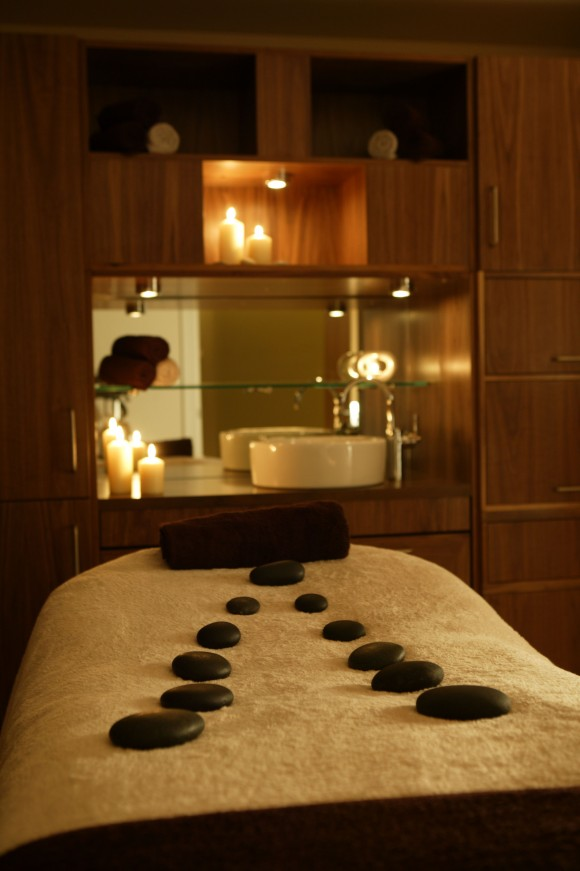 Titanic Spa Treatment Room
