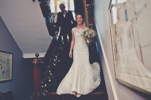 a cosy winter wedding at The Maynard (c) Kate Cooper Photography (10)