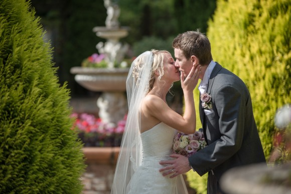 in the pink. roses & lace for a vintage style wedding at nunsmere hall – sarah & stuart