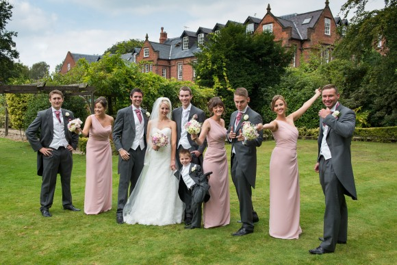 a pretty pink wedding at Nunsmere Hall (c) Pixsmiths Creative Photography (27)