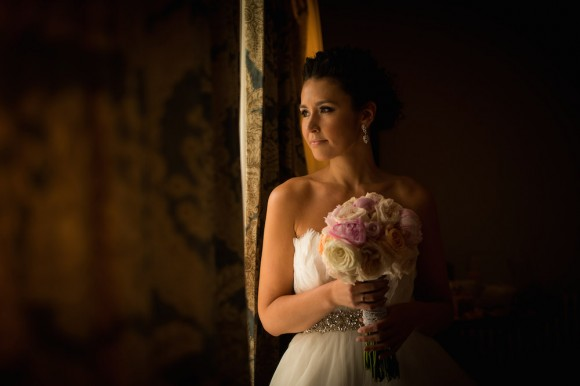 a pretty wedding at Newton Hall (c) Kyle Hassall Photography (17)