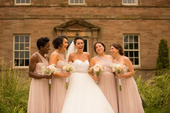 a pretty wedding at Newton Hall (c) Kyle Hassall Photography (30)