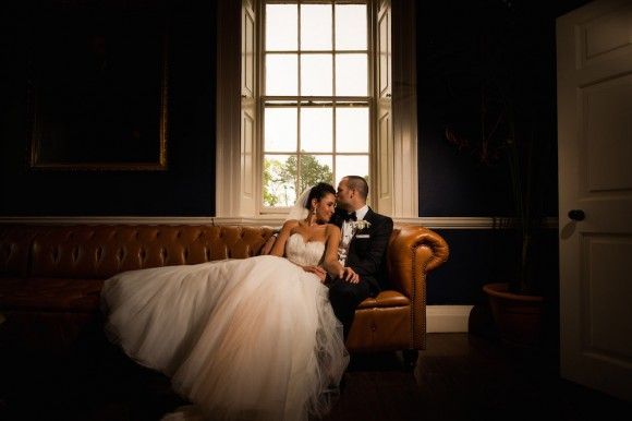 a pretty wedding at Newton Hall (c) Kyle Hassall Photography (34)
