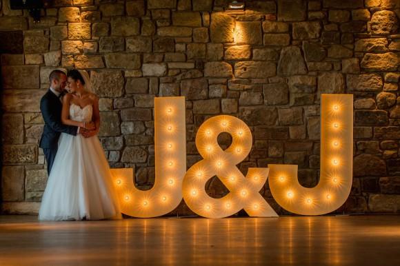 laughter & tears. an emotional wedding at newton hall – jordana & jay