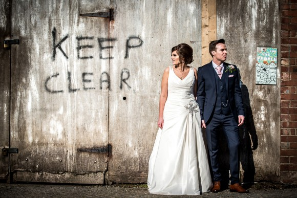 i take thee manchester. a stylish & personal city wedding – emma & david