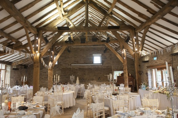 Barn wedding venues yorkshire