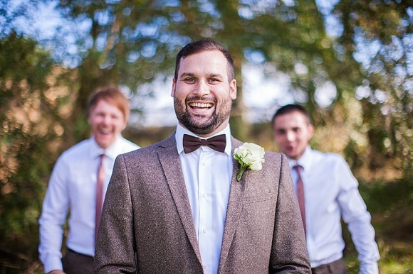 an outdoor wedding at Newton Hall (c) Lee Scullion Photography (17)