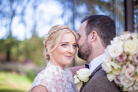 an outdoor wedding at Newton Hall (c) Lee Scullion Photography (20)