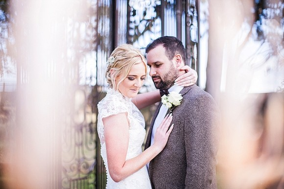 an outdoor wedding at Newton Hall (c) Lee Scullion Photography (21)