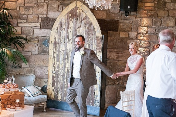 an outdoor wedding at Newton Hall (c) Lee Scullion Photography (40)