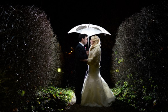 home for christmas. a twinkling winter wedding in the north west – kylie & graeme