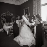 A Glam Wedding at Allerton Castle (c) Laura Calderwood Photography (18)