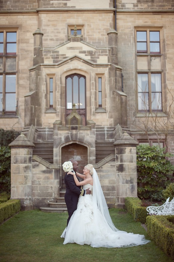 A Glam Wedding at Allerton Castle (c) Laura Calderwood Photography (42)